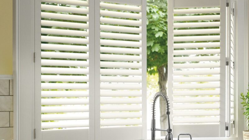 Detailed Look On Window Shutters