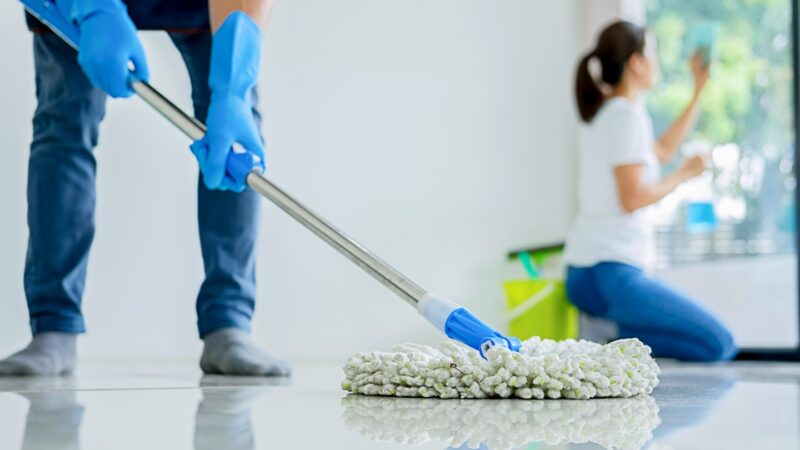 Benefits Of Cleaning Service