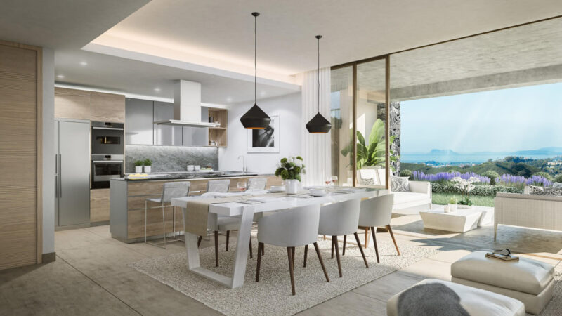 All You Have To Learn About The New Developments Villas for Sale