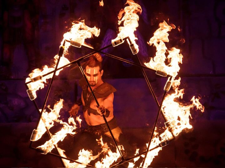 Fire Dancers – Find The Reality About Them