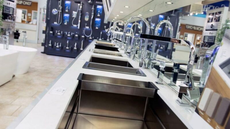 A Look At Bathrooms Store