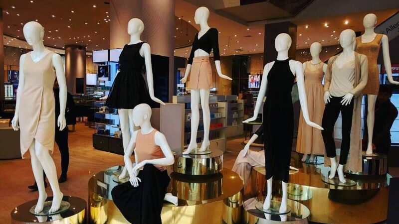 A Synopsis Of Clothing Display Mannequin