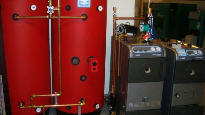 Complete Report On Hot Water Storage Cylinder