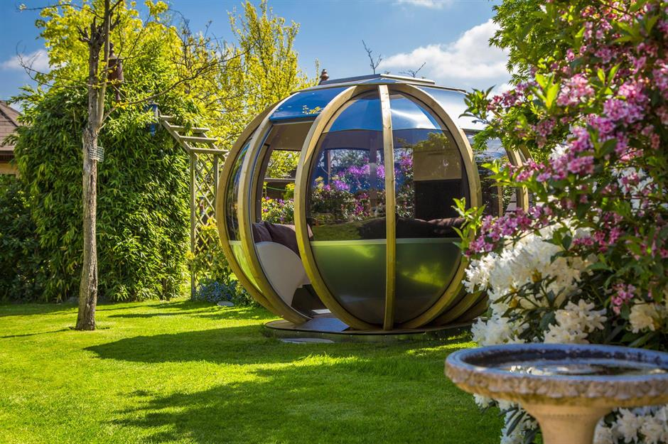 All You Need To Know About The Garden Dining Pod