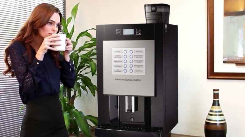 Closer Look On Automatic Office Coffee Machines